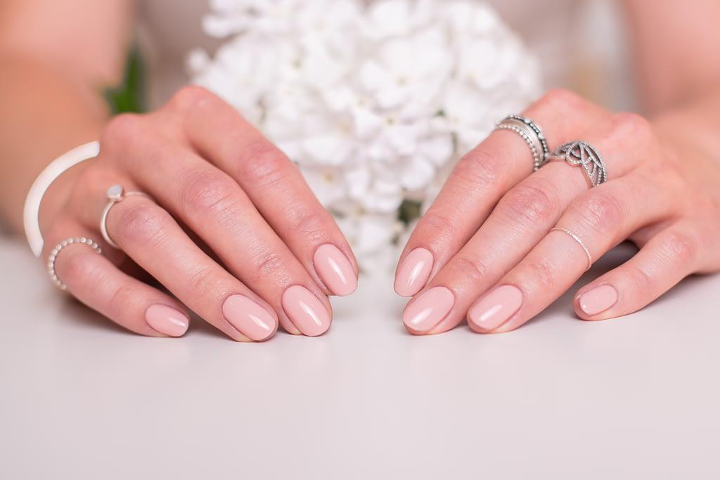 Magical Nail - manucure mariage nude tendance